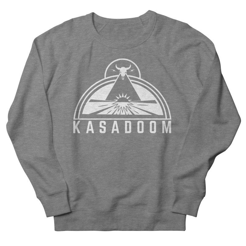 Pyramid Women's French Terry Sweatshirt by Kasadoom's Artist Shop