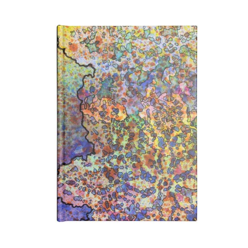 5, Inset B Accessories Notebook by Katie Schutte Art