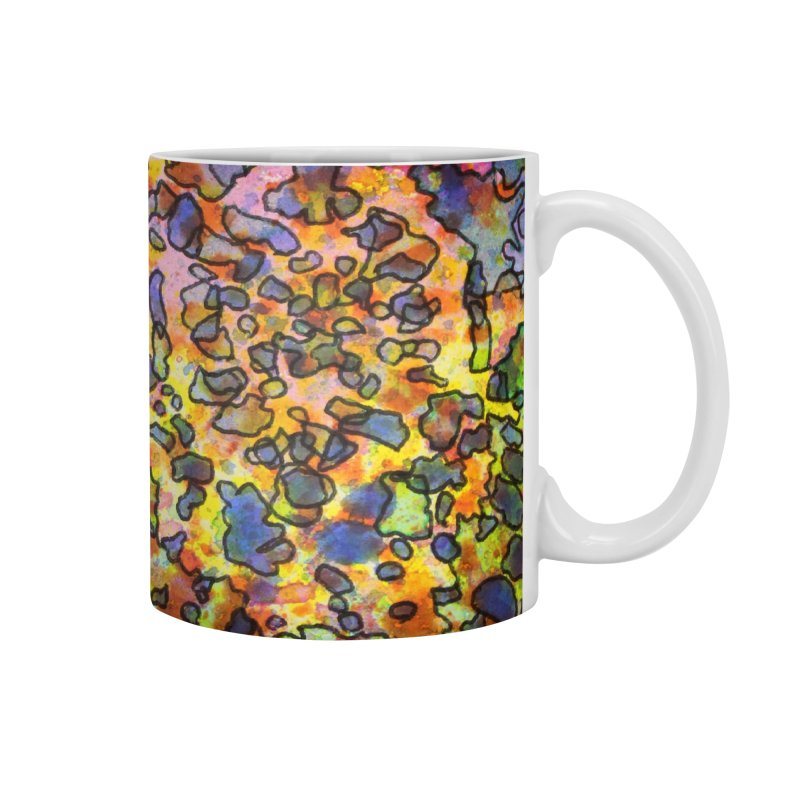 5, Inset B Accessories Mug by Katie Schutte Art