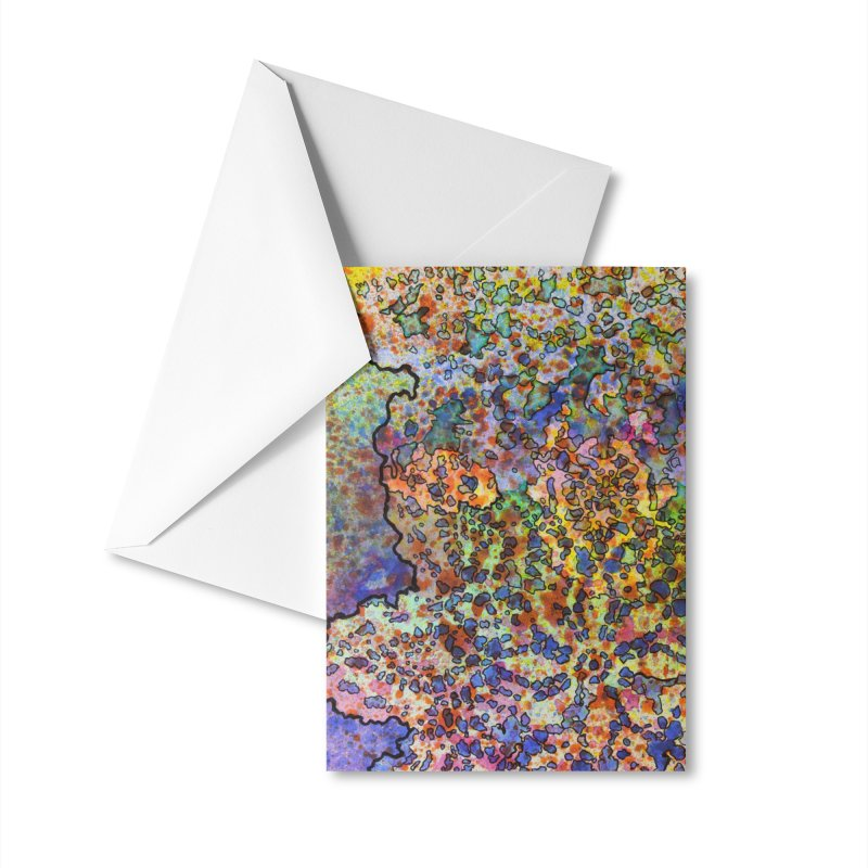5, Inset B Accessories Greeting Card by Katie Schutte Art