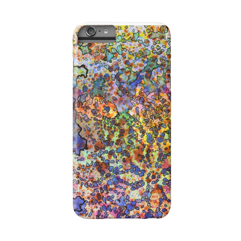5, Inset B Accessories Phone Case by Katie Schutte Art