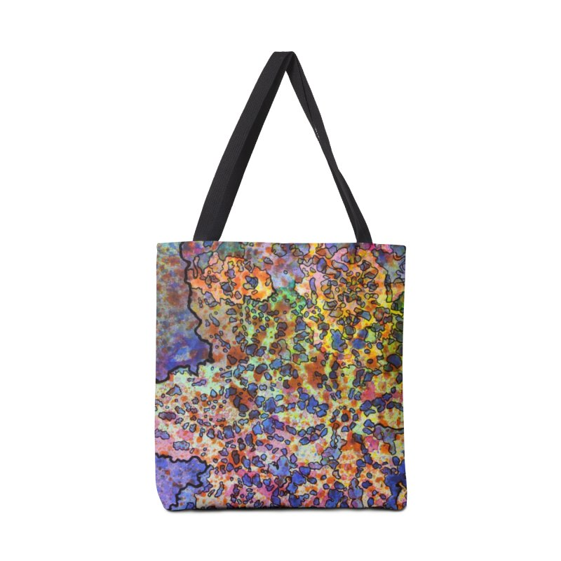 5, Inset B Accessories Bag by Katie Schutte Art