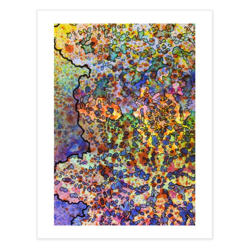 5, Inset B Home Fine Art Print by Katie Schutte Art