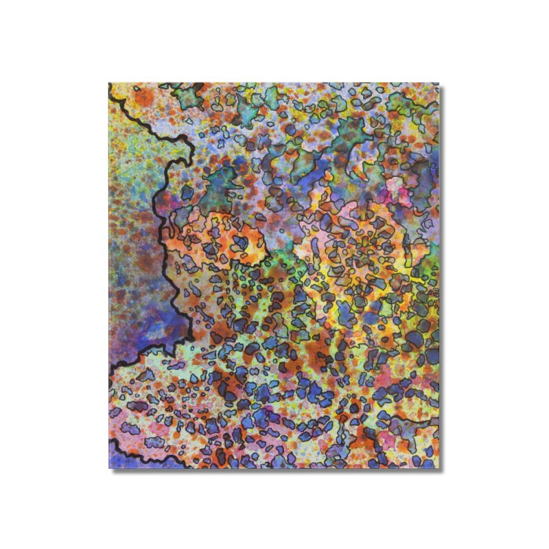 5, Inset B Home Mounted Acrylic Print by Katie Schutte Art