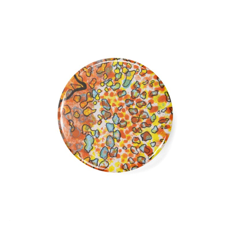 2, Inset B Accessories Button by Katie Schutte Art