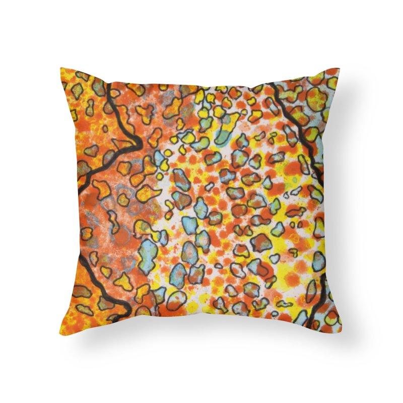 2, Inset B Home Throw Pillow by Katie Schutte Art