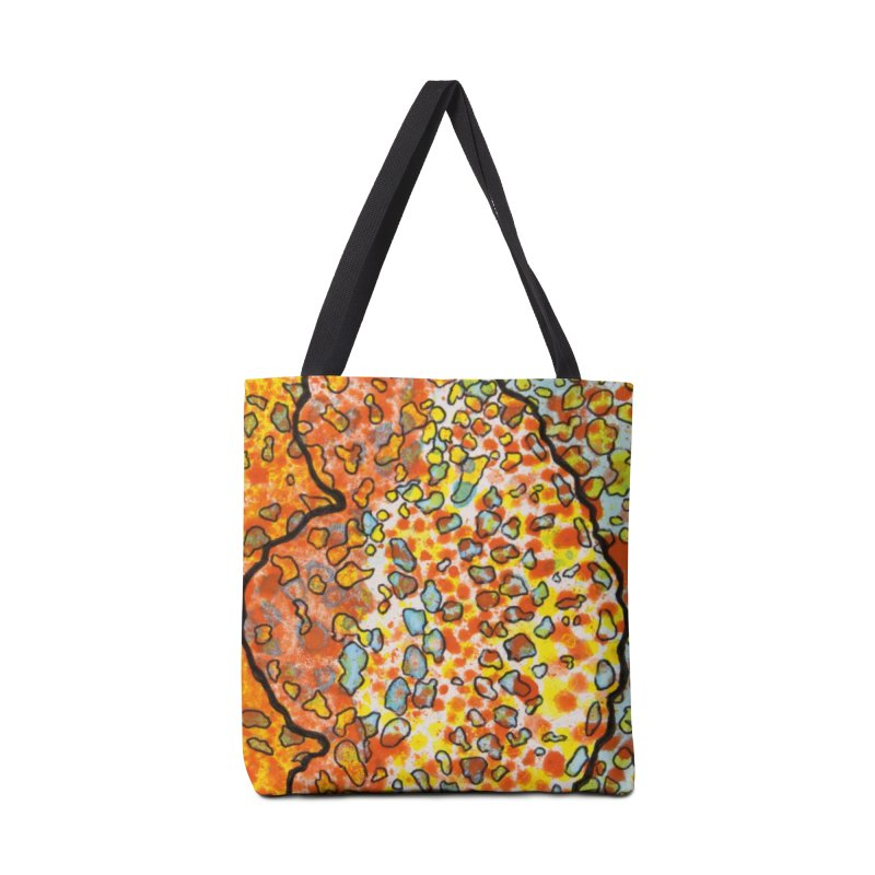 2, Inset B Accessories Bag by Katie Schutte Art