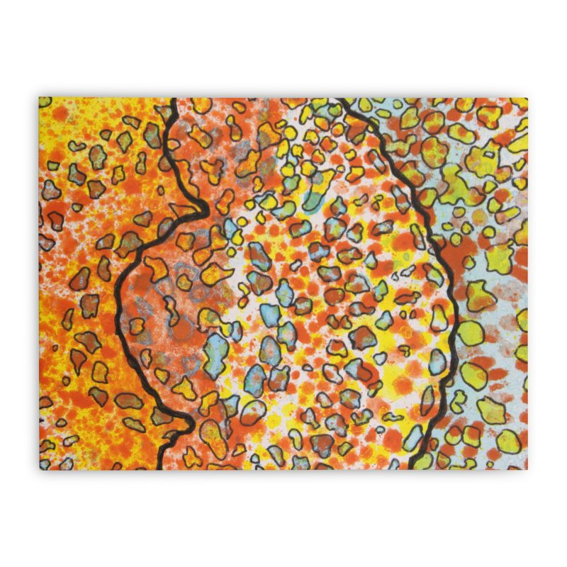 2, Inset B Home Stretched Canvas by Katie Schutte Art