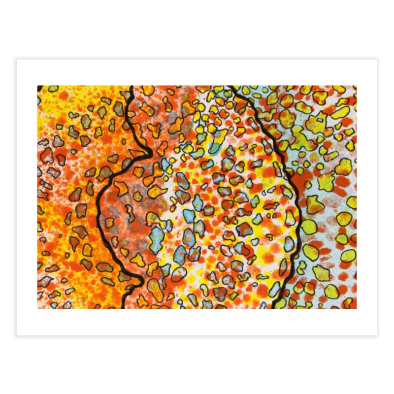 2, Inset B Home Fine Art Print by Katie Schutte Art
