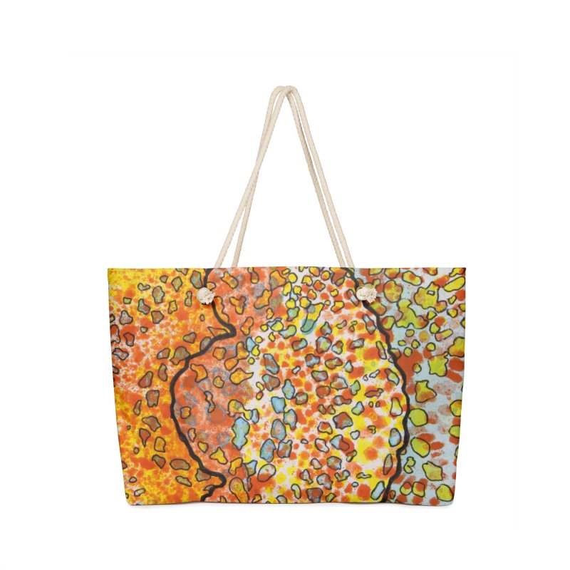 2, Inset B Accessories Bag by Katie Schutte Art