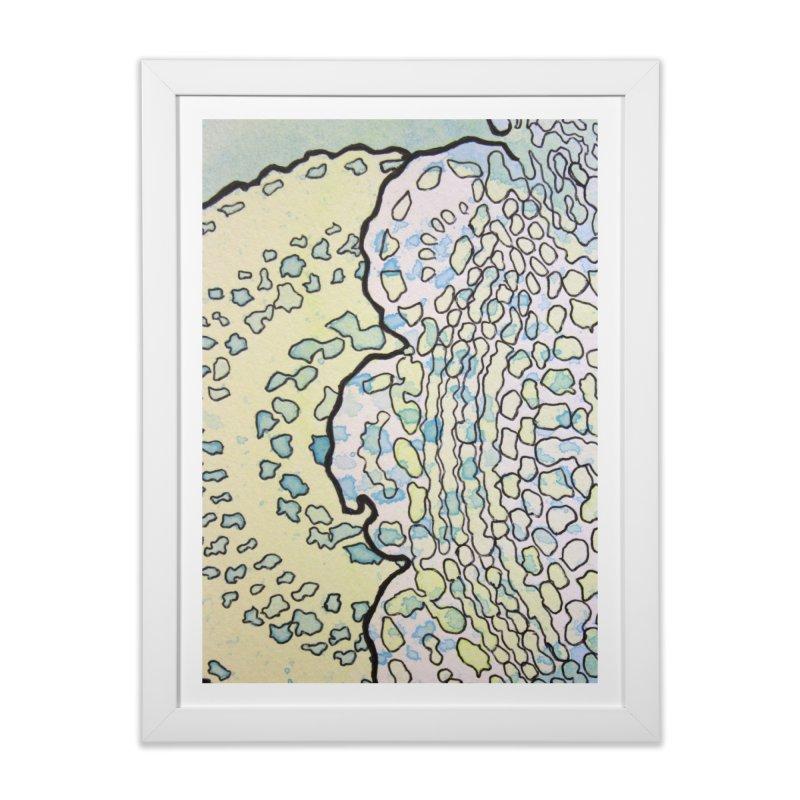 1, Inset A Home Framed Fine Art Print by Katie Schutte Art