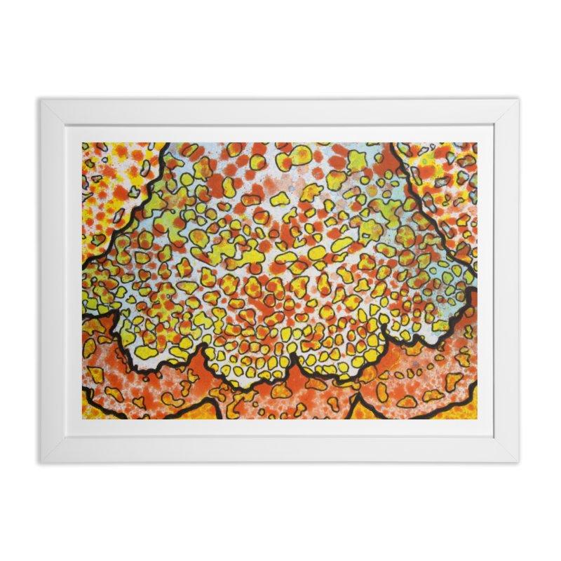 2, Inset A Home Framed Fine Art Print by Katie Schutte Art