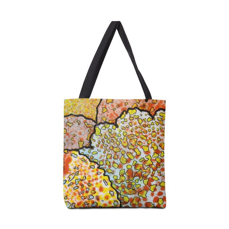 2, Inset C Accessories Bag by Katie Schutte Art