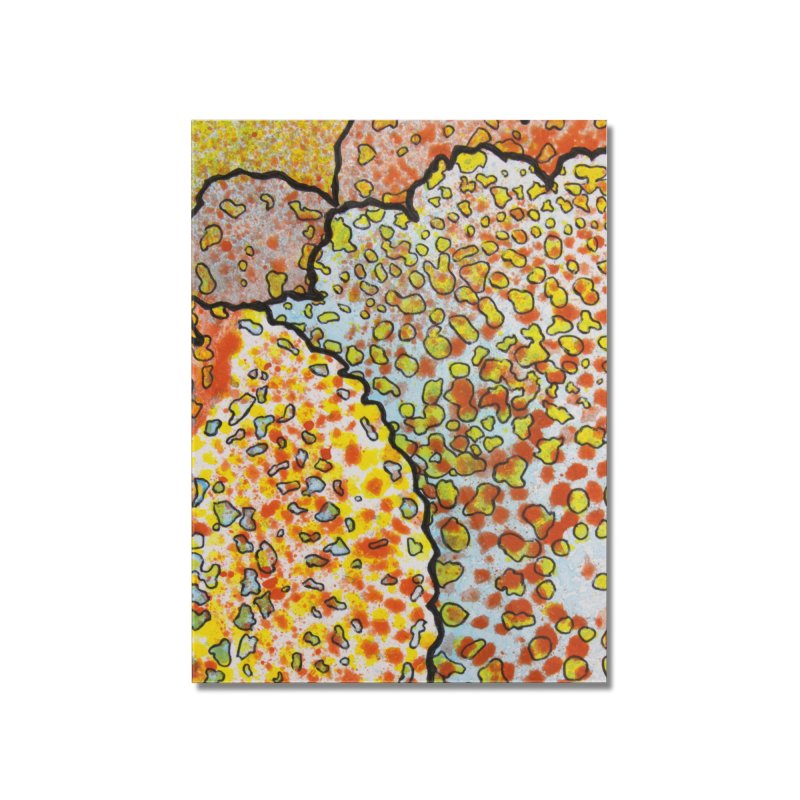 2, Inset C Home Mounted Acrylic Print by Katie Schutte Art