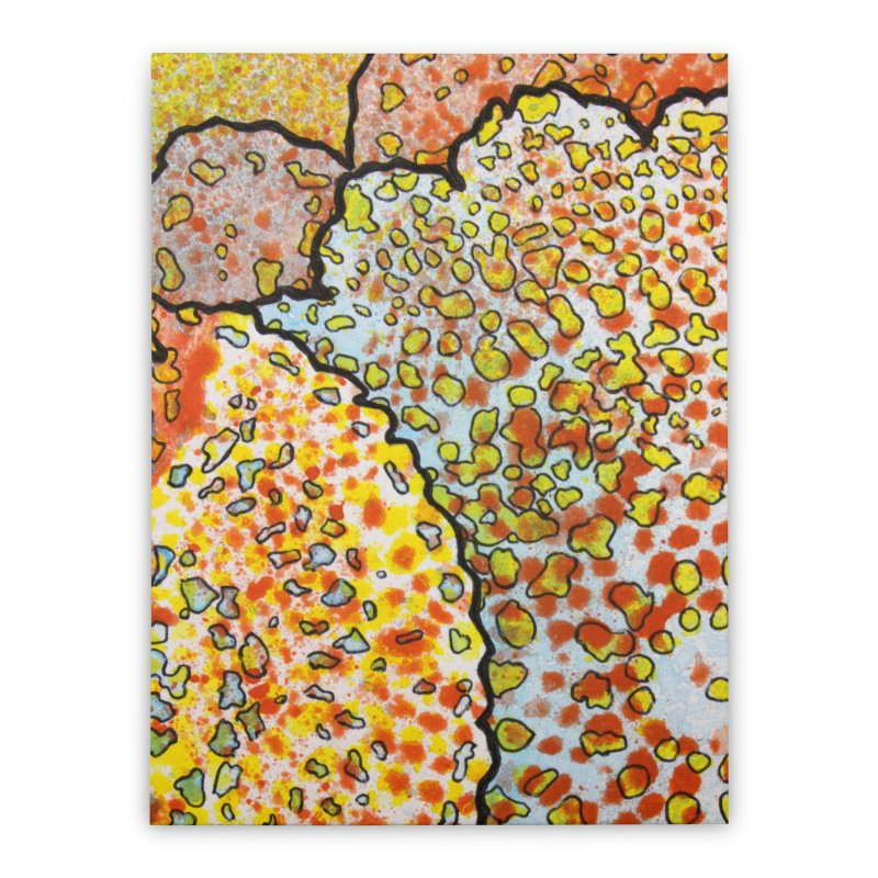 2, Inset C Home Stretched Canvas by Katie Schutte Art