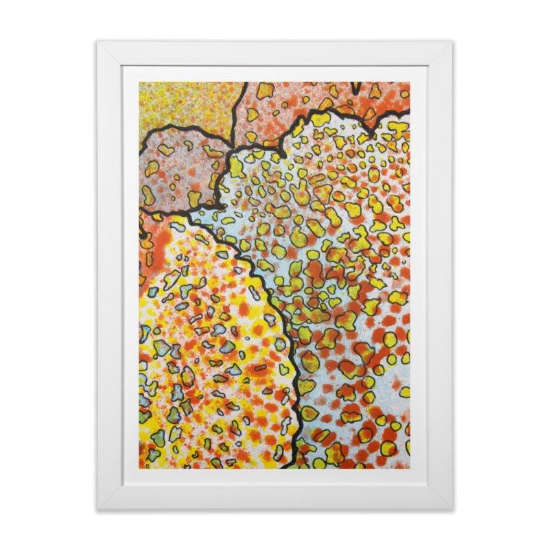 2, Inset C Home Framed Fine Art Print by Katie Schutte Art