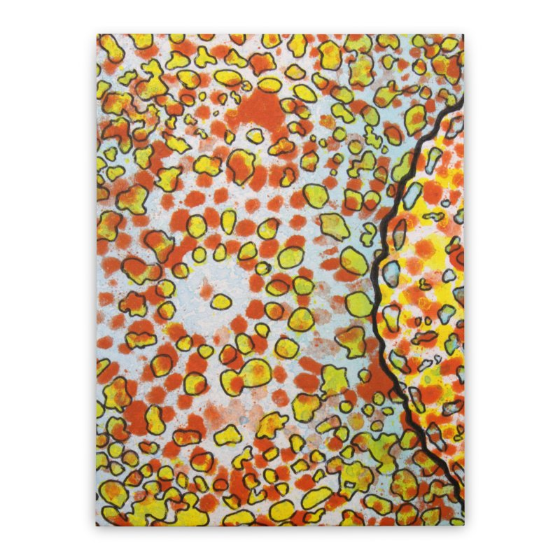 2, Inset D Home Stretched Canvas by Katie Schutte Art
