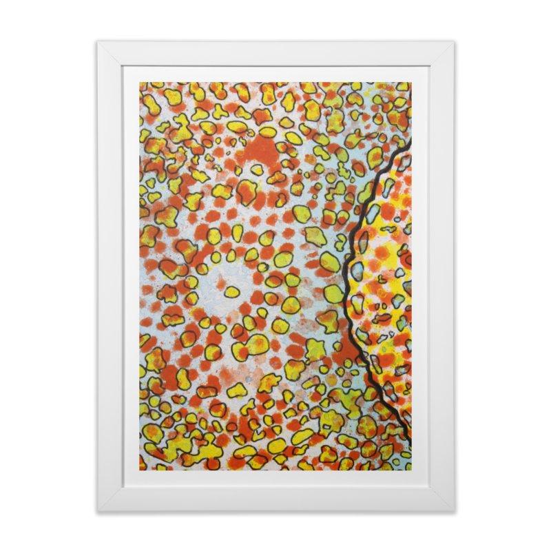 2, Inset D Home Framed Fine Art Print by Katie Schutte Art