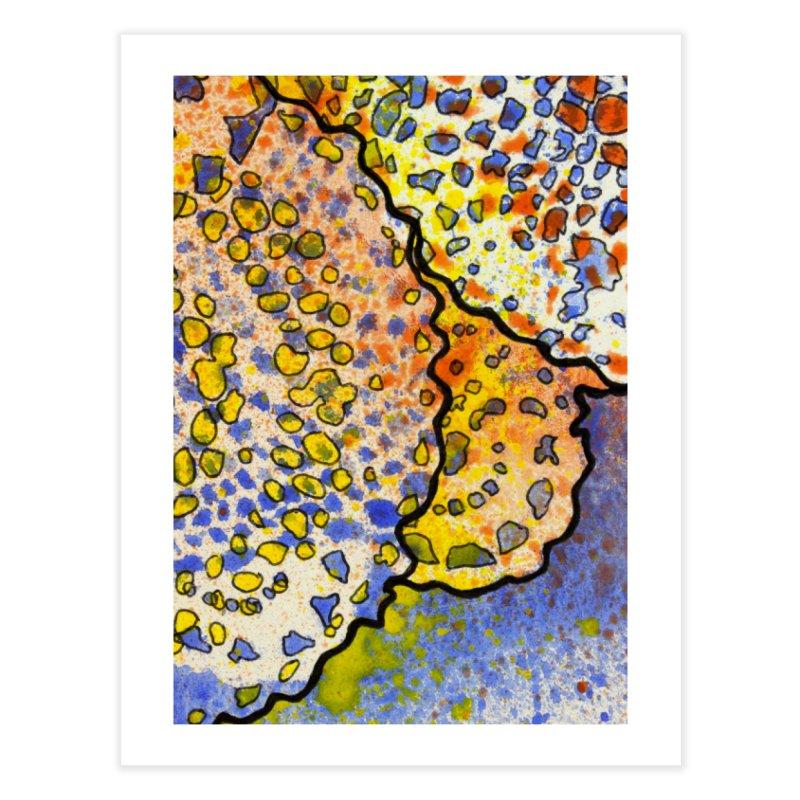 3, Inset B Home Fine Art Print by Katie Schutte Art