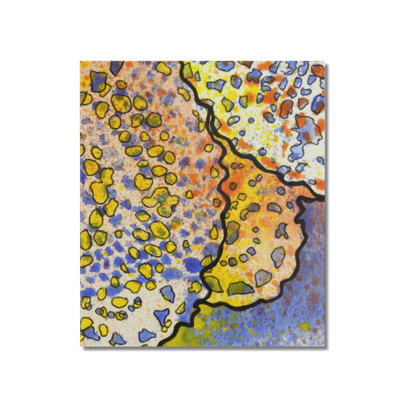 3, Inset B Home Mounted Acrylic Print by Katie Schutte Art