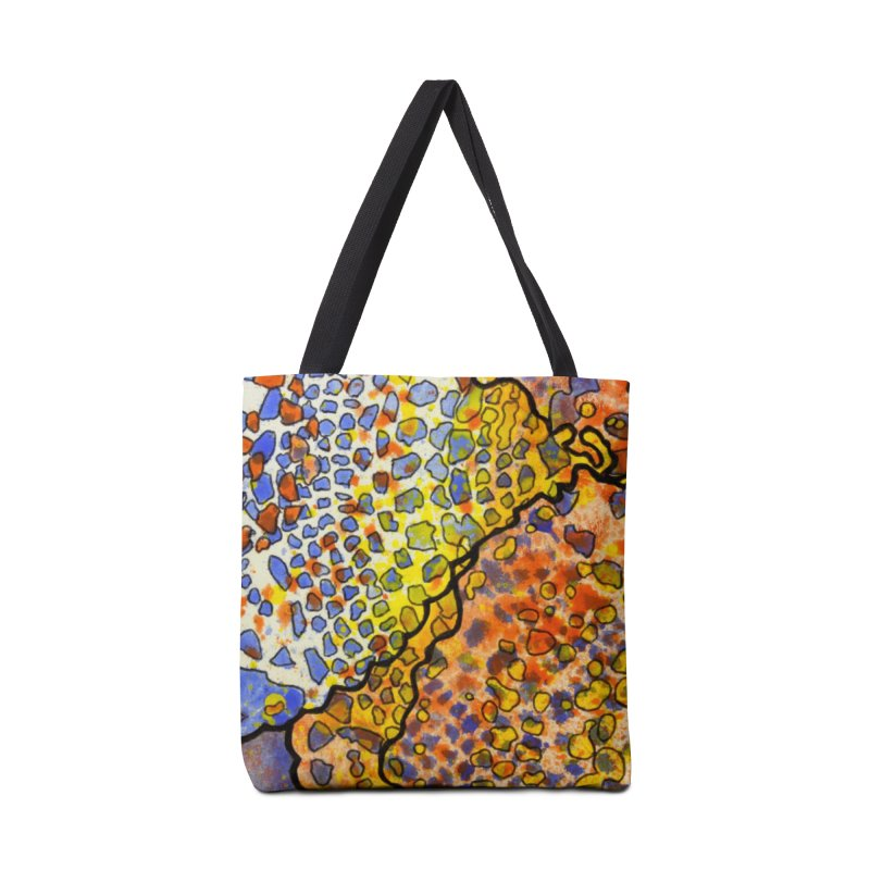 3, Inset C Accessories Bag by Katie Schutte Art