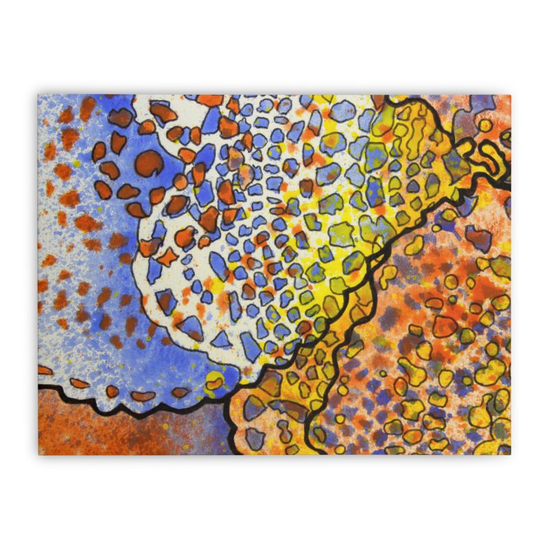 3, Inset C Home Stretched Canvas by Katie Schutte Art