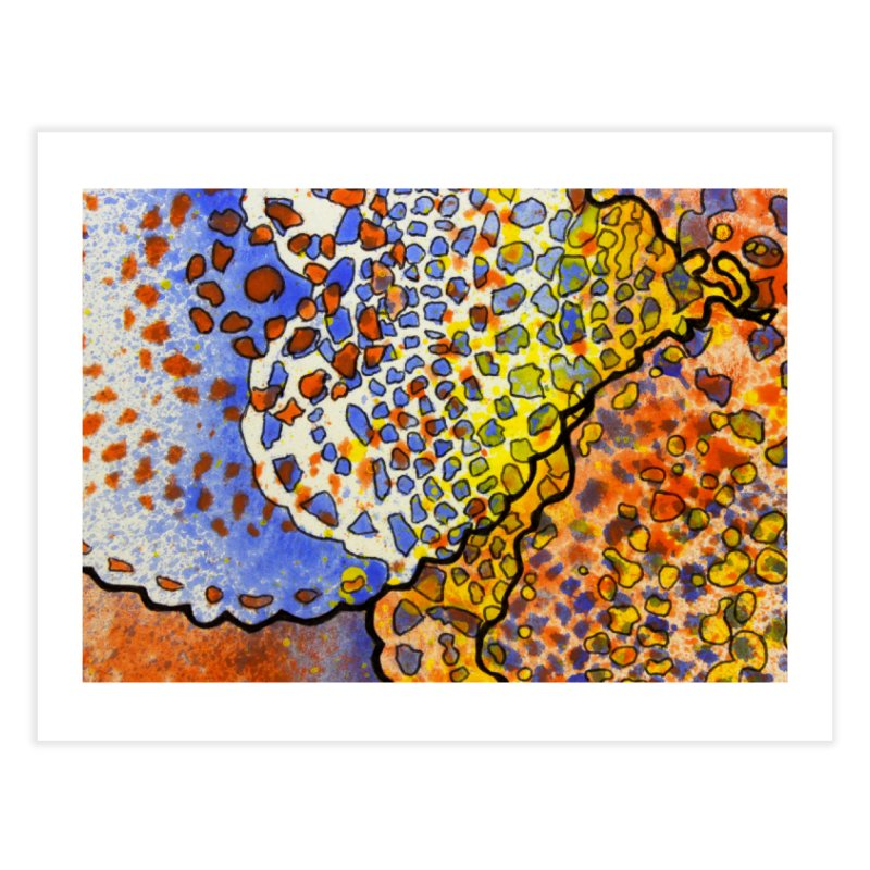 3, Inset C Home Fine Art Print by Katie Schutte Art