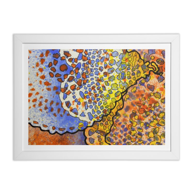 3, Inset C Home Framed Fine Art Print by Katie Schutte Art