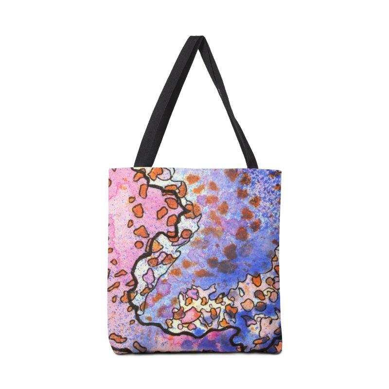 4, Inset A Accessories Bag by Katie Schutte Art