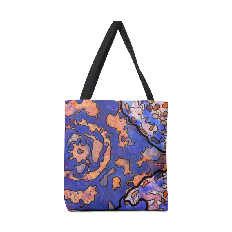 4, Inset B Accessories Bag by Katie Schutte Art