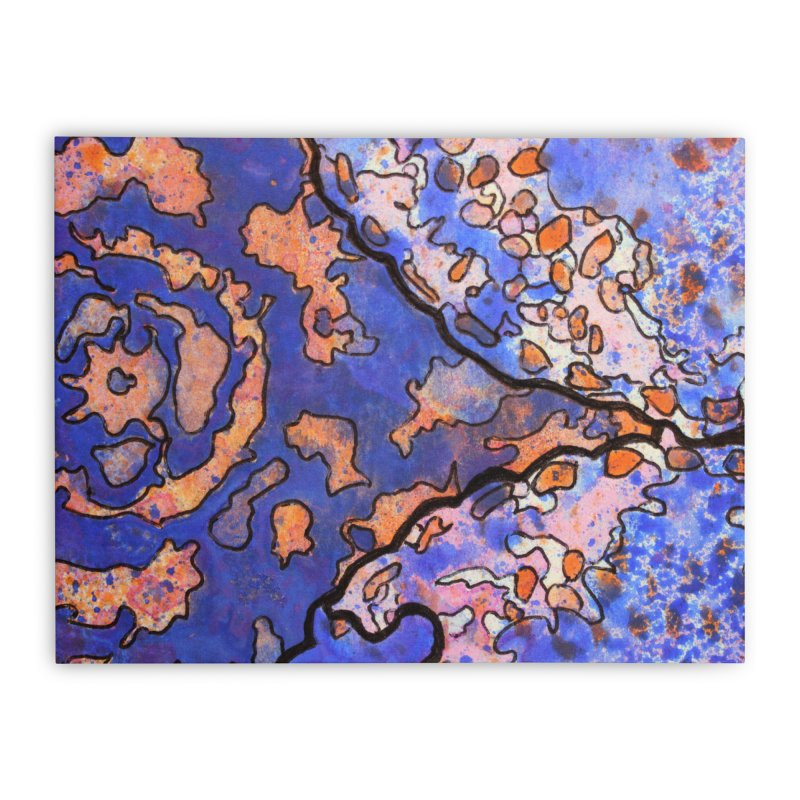 4, Inset B Home Stretched Canvas by Katie Schutte Art