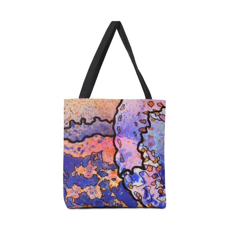 4, Inset C Accessories Bag by Katie Schutte Art