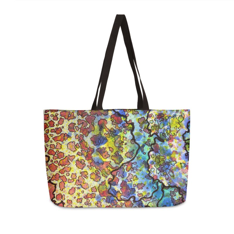 7, Inset A Accessories Bag by Katie Schutte Art