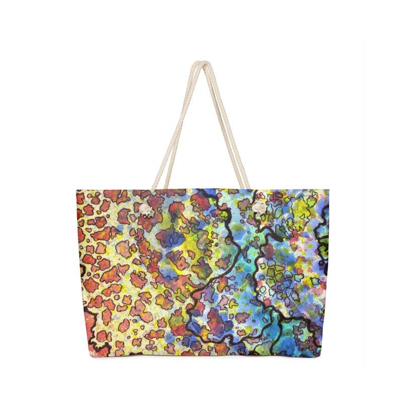 7, Inset A Accessories Bag by Katie Schutte Art