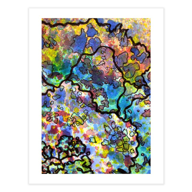 7, Inset B Home Fine Art Print by Katie Schutte Art