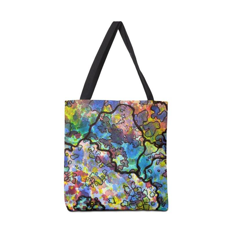 7, Inset B Accessories Bag by Katie Schutte Art