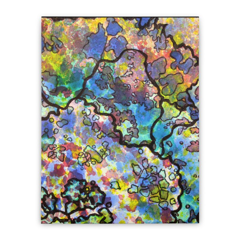 7, Inset B Home Stretched Canvas by Katie Schutte Art