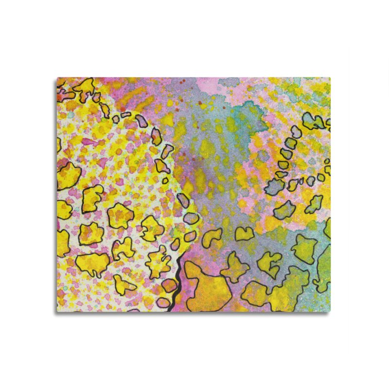 9, Inset A Home Mounted Acrylic Print by Katie Schutte Art