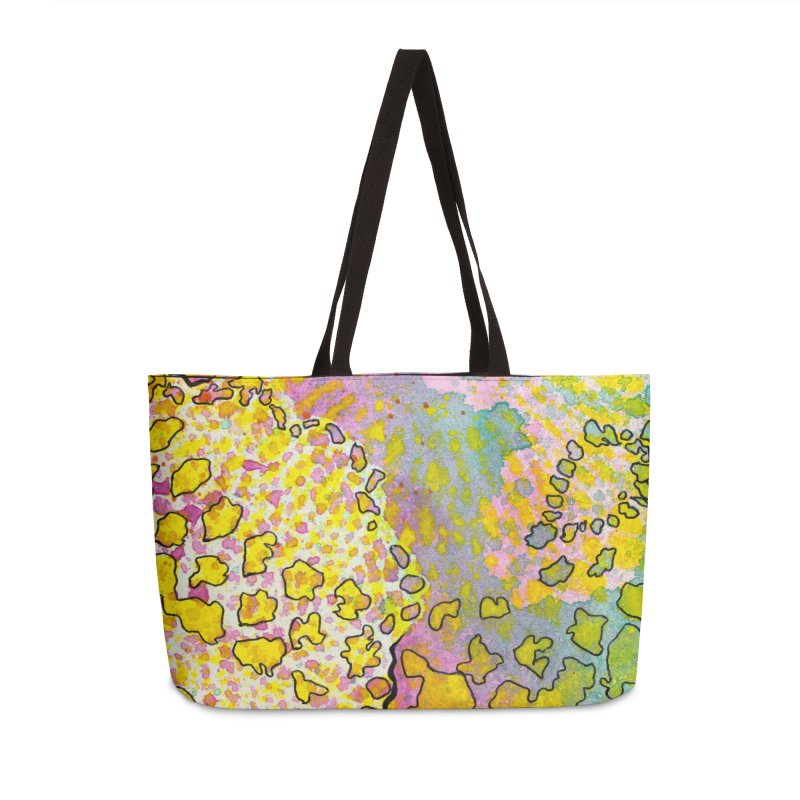 9, Inset A Accessories Bag by Katie Schutte Art