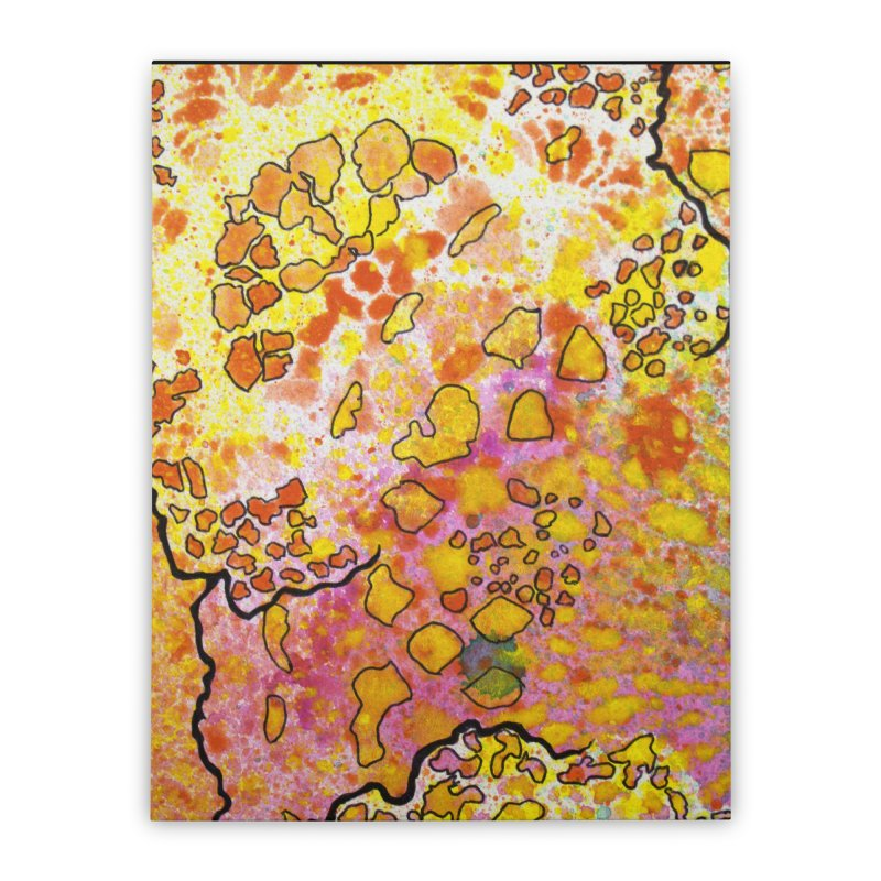 9, Inset B Home Stretched Canvas by Katie Schutte Art