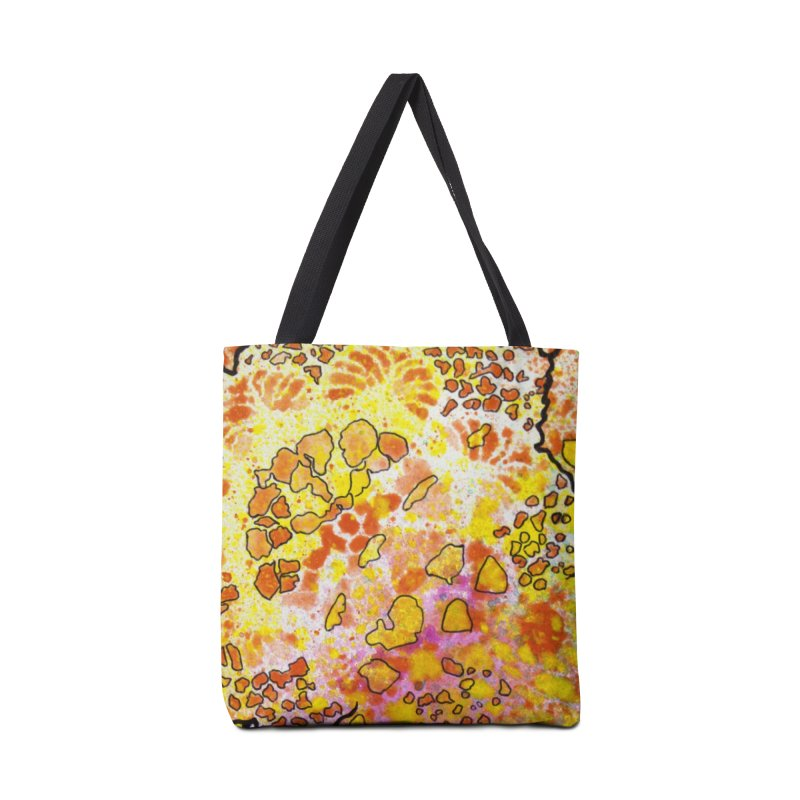 9, Inset B Accessories Bag by Katie Schutte Art
