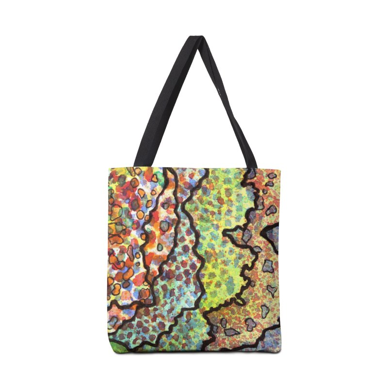 11, Inset A Accessories Tote Bag Bag by Katie Schutte Art