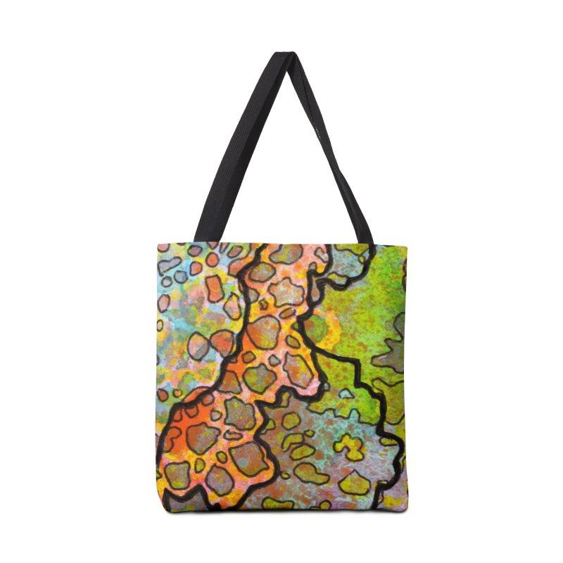 13, Inset B Accessories Tote Bag Bag by Katie Schutte Art