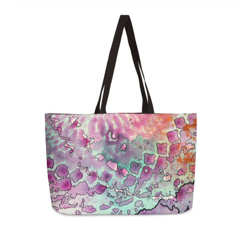 15, Inset A Accessories Bag by Katie Schutte Art