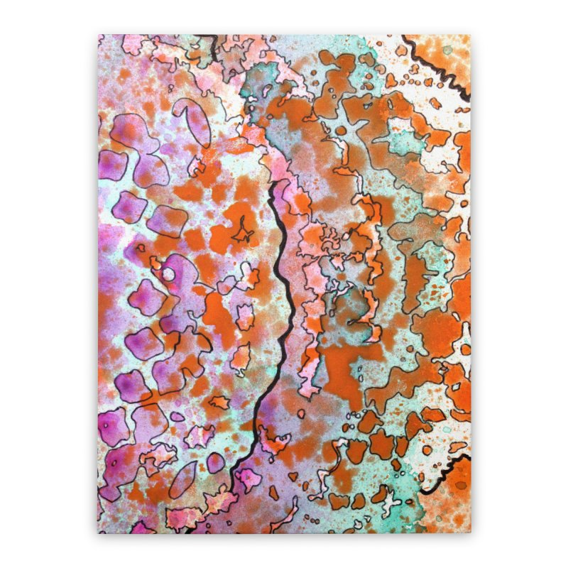15, Inset B Home Stretched Canvas by Katie Schutte Art