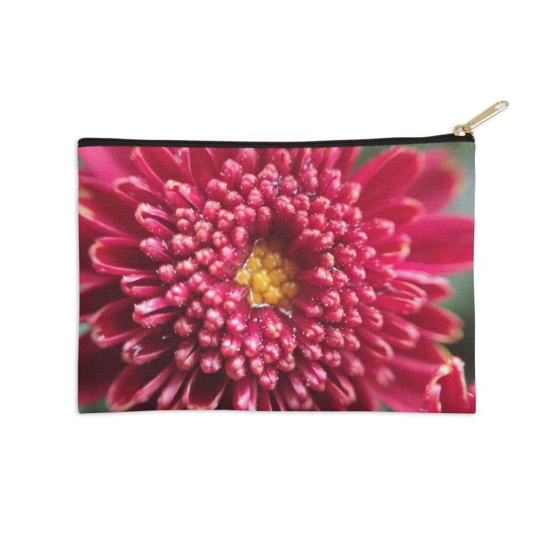 Dew Accessories Zip Pouch by Katie Schutte Art