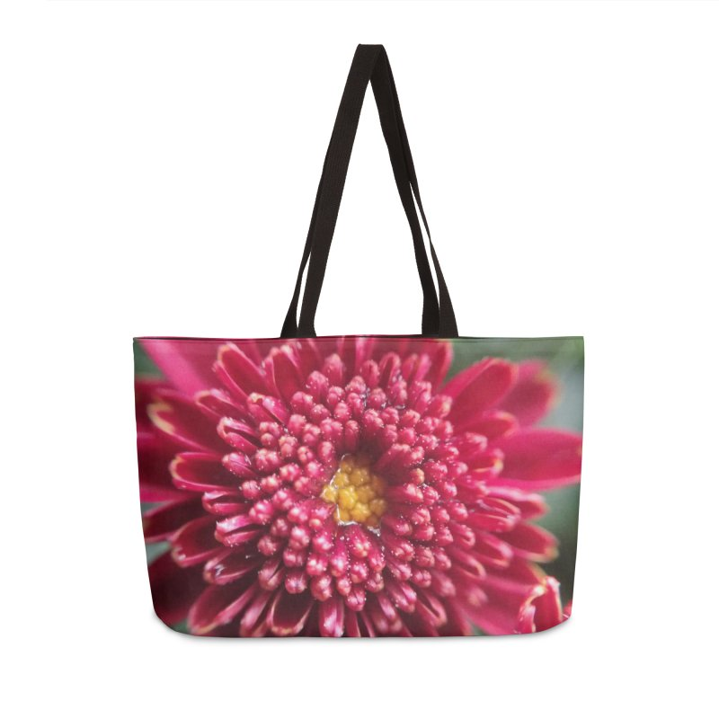 Dew Accessories Bag by Katie Schutte Art