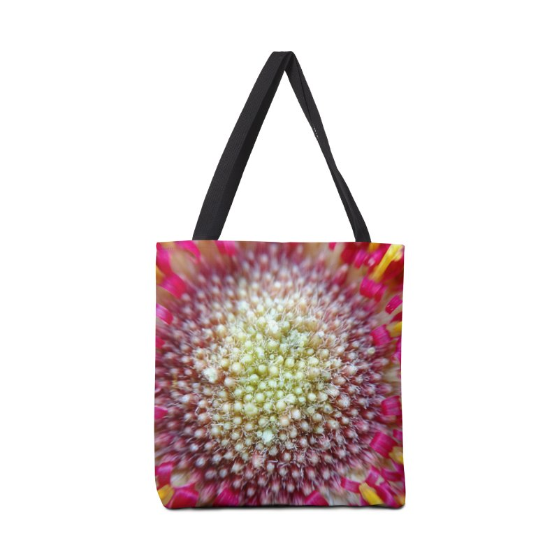 Burst Accessories Tote Bag Bag by Katie Schutte Art