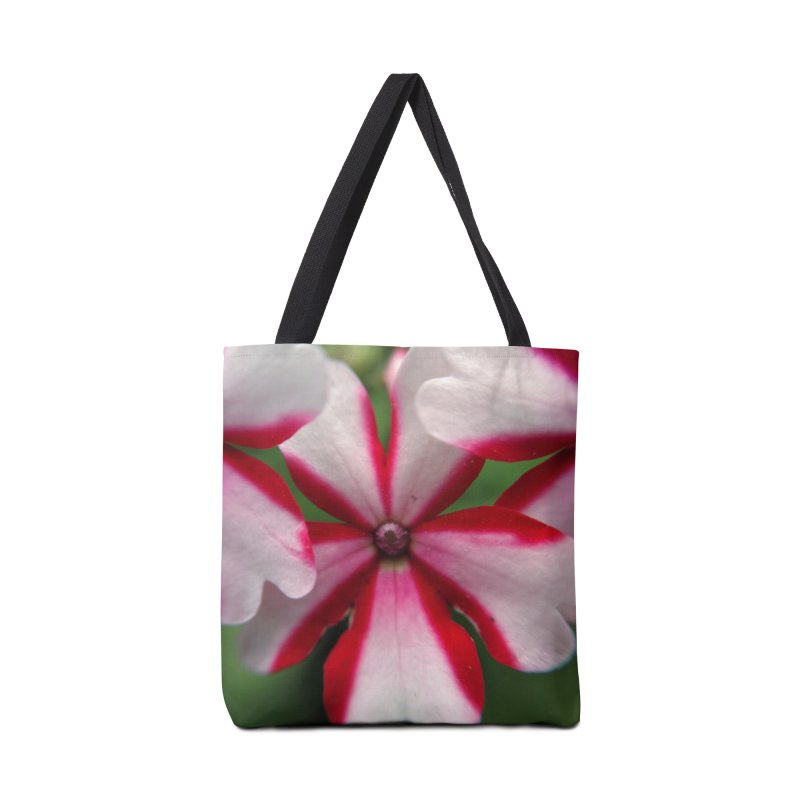 Pink Stripes 1 Accessories Tote Bag Bag by Katie Schutte Art
