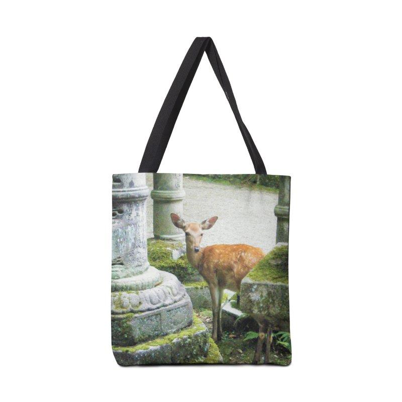 Nara 2 Accessories Bag by Katie Schutte Art